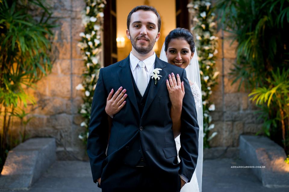 Making Of no hotel Windsor Leme e Casamento na Igreja Santa Ignez por Adriano Cardozo.