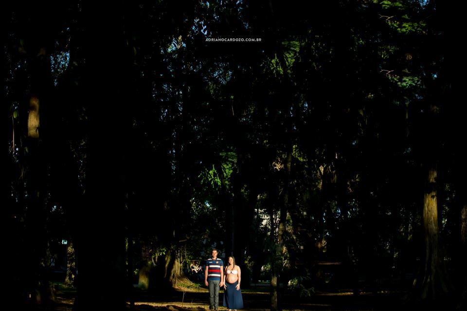 Book de Gestante no Jardim Botânico do Rio de Janeiro por Adriano Cardozo