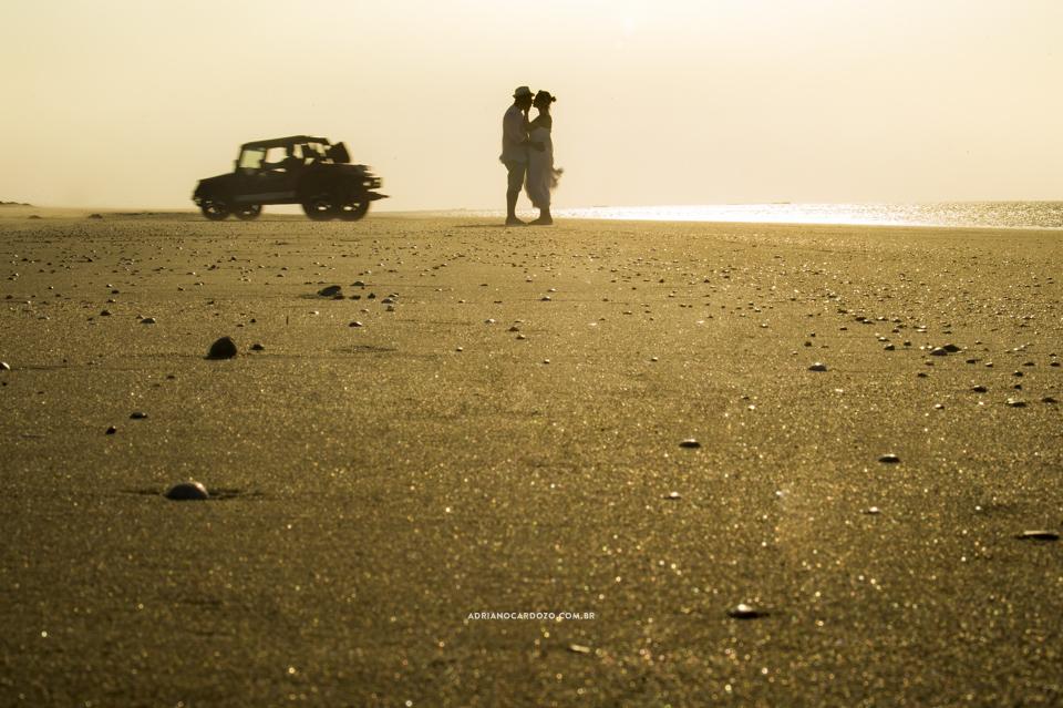 Ensaio de casal em Jericoacoara-CE por Adriano Cardozo