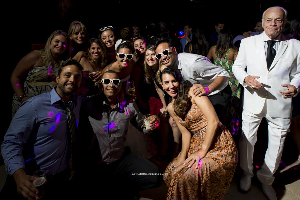 Festa de Casamento. Casamento no RJ na Casa de Festas Casuarinas por Adriano Cardozo