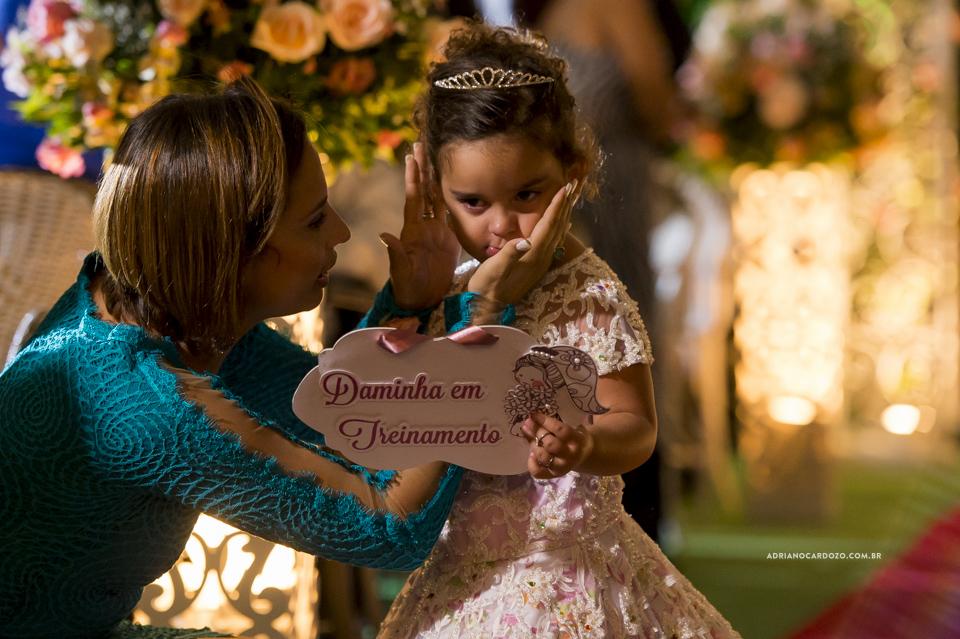 Cerimônia no Recanto dos Sonhos. Entrada da Daminha por Adriano Cardozo