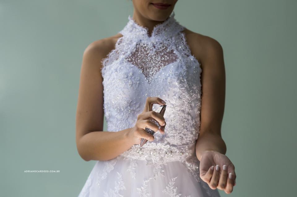 Perfume da Noiva. Making Of da Noiva no H Niterói Hotel por Adriano Cardozo
