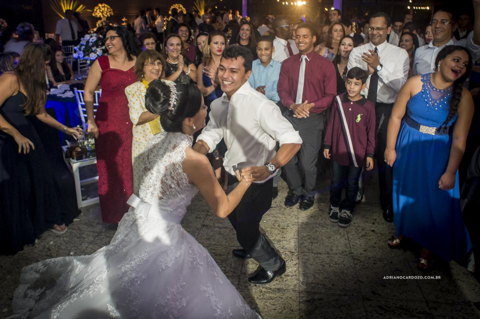 Festa de Casamento no Iate Clube Icaraí  por Adriano Cardozo