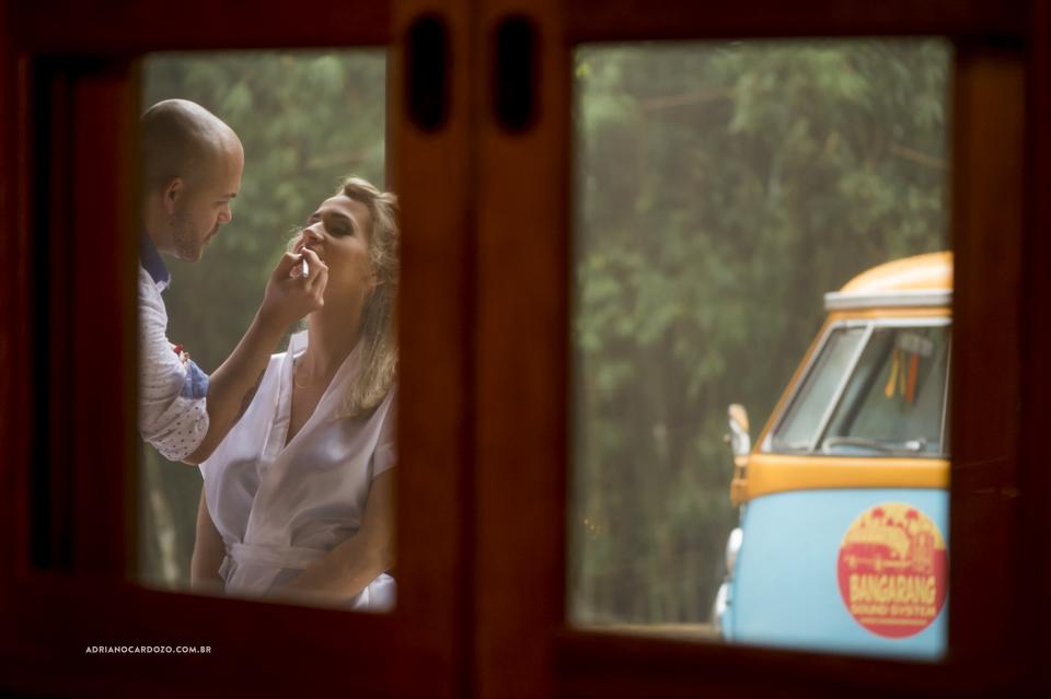 Making Of da Noiva no Sítio Bom Tempo em MIguel Pereira por Adriano Cardozo