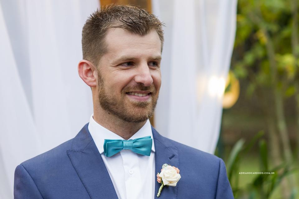 Entrada da Noiva. Cerimônia de Casamento no Sítio Bom Tempo em MIguel Pereira por Adriano Cardozo