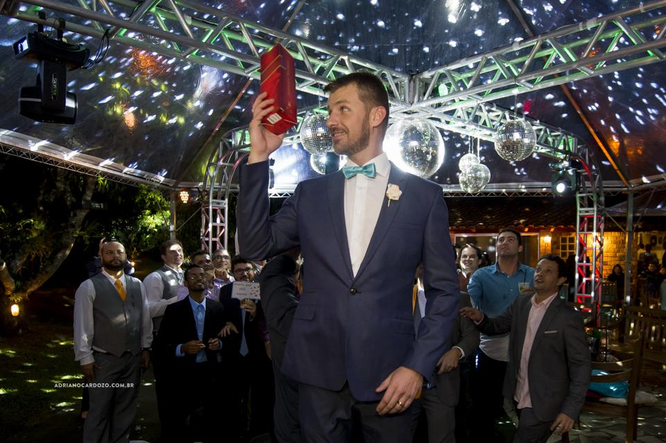 Festa de Casamento no Sítio Bom Tempo em MIguel Pereira por Adriano Cardozo