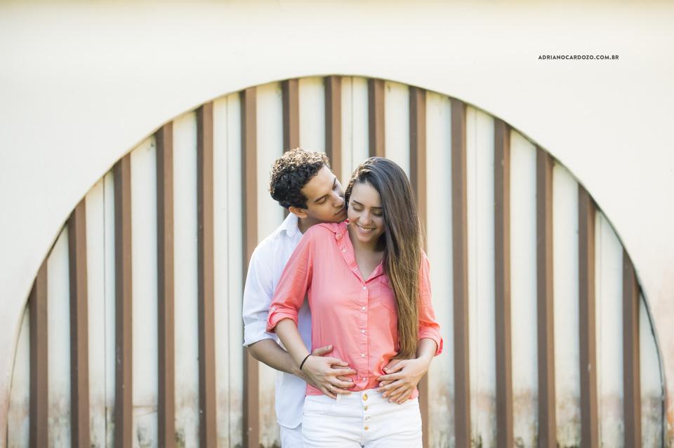 Ensaio de casal em Dois Rios, na Ilha Grande por Adriano Cardozo