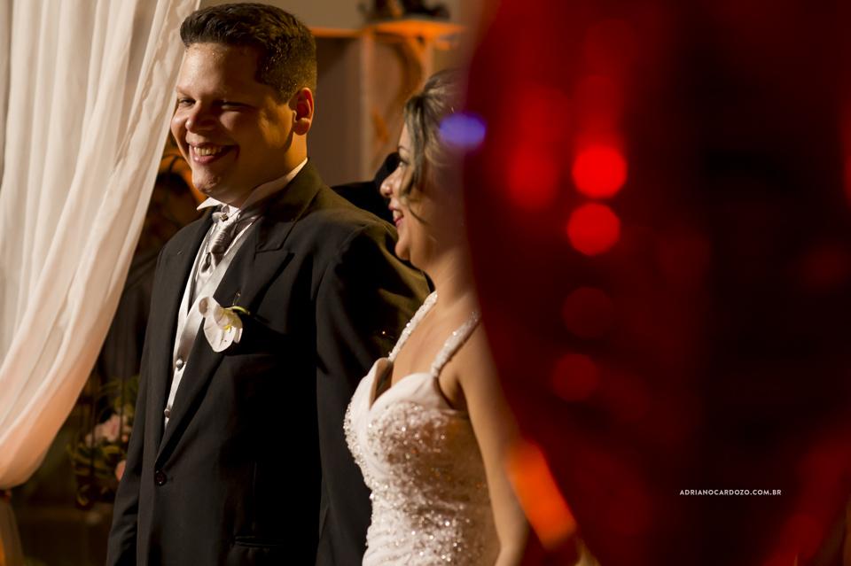 Fotografia de Casamento RJ. Cerimônia no Espaço Realizar por Adriano Cardozo