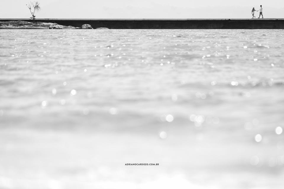 Ensaio de Casal na Ilha de Marambaia, RJ por Adriano Cardozo