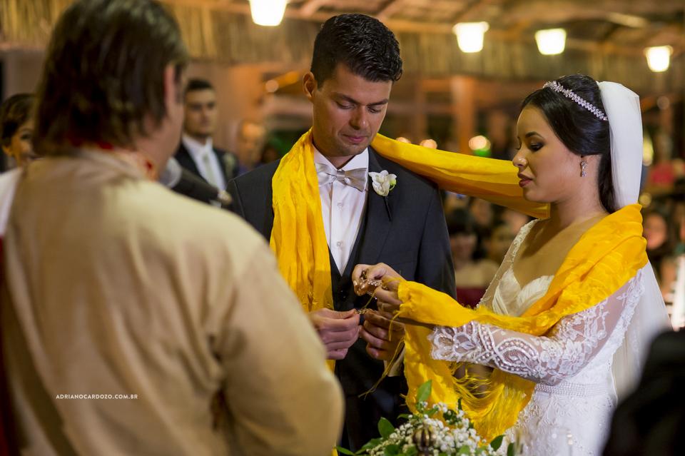 Cerimônia de Casamento no Clube Ginástico Português, por Adriano Cardozo
