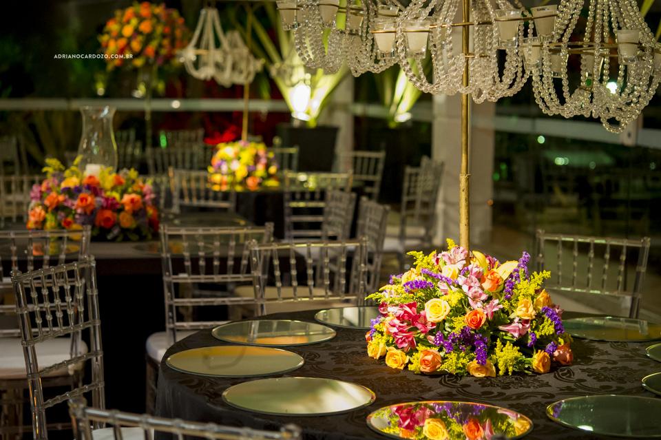 Decoração de Casamento. Festa de Casamento no Clube Ginástico Português, por Adriano Cardozo
