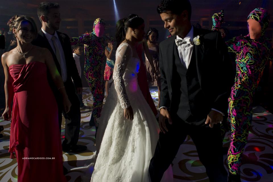 Festa de Casamento no Clube Ginástico Português, por Adriano Cardozo