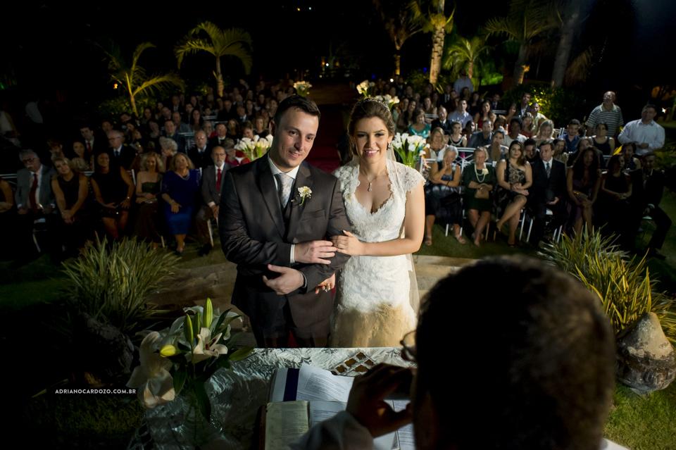 Fotografia de Casamento. Cerimônia no Garden Party por Adriano Cardozo