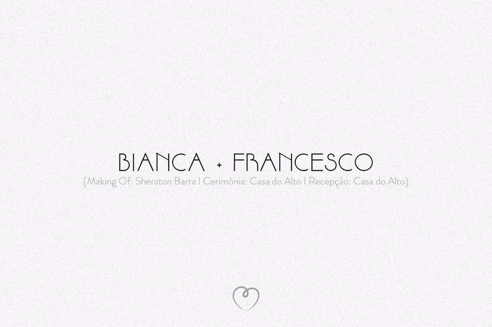 album | Bianca e Francesco