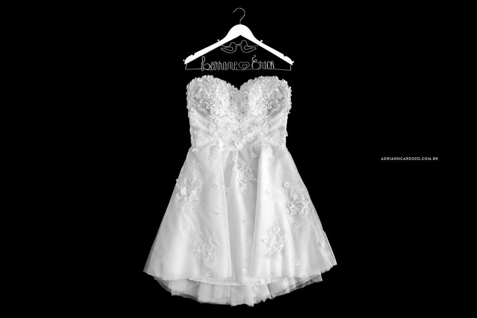 Casamento RJ. Making of no salão Miwake, vestido da noiva por Adriano Cardozo.
