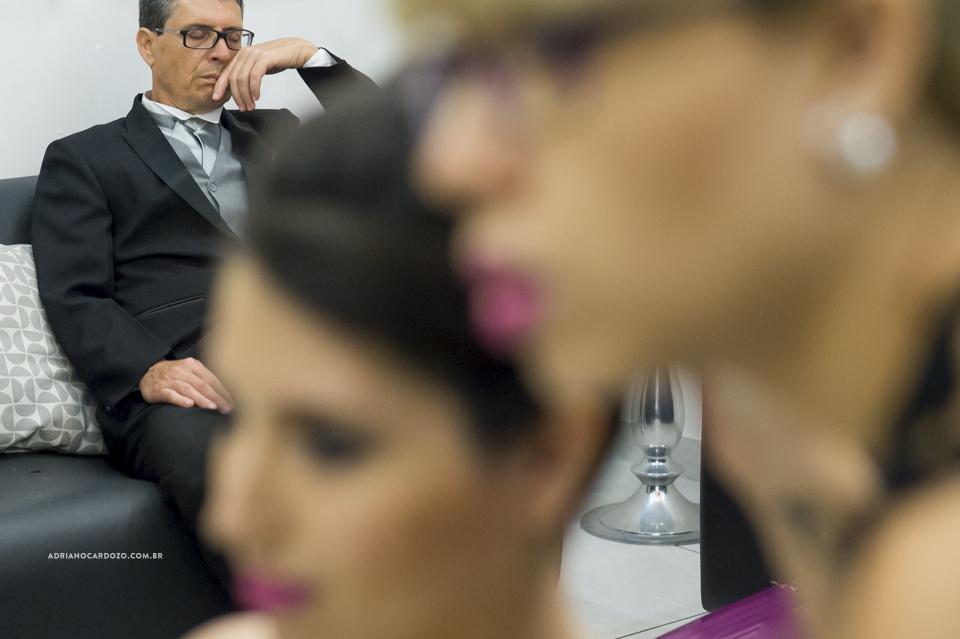 Casamento RJ. Making of no salão Miwake por Adriano Cardozo.