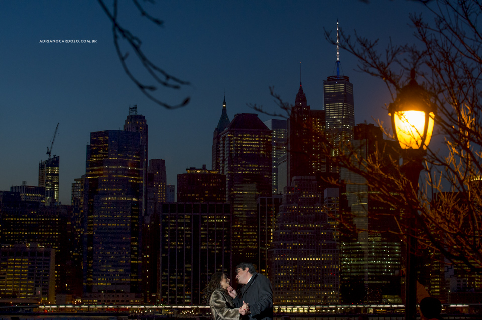Trash The Dress Central Park Nova York. Ensaio de casal no Central Park em Nova York por Adriano Cardozo.