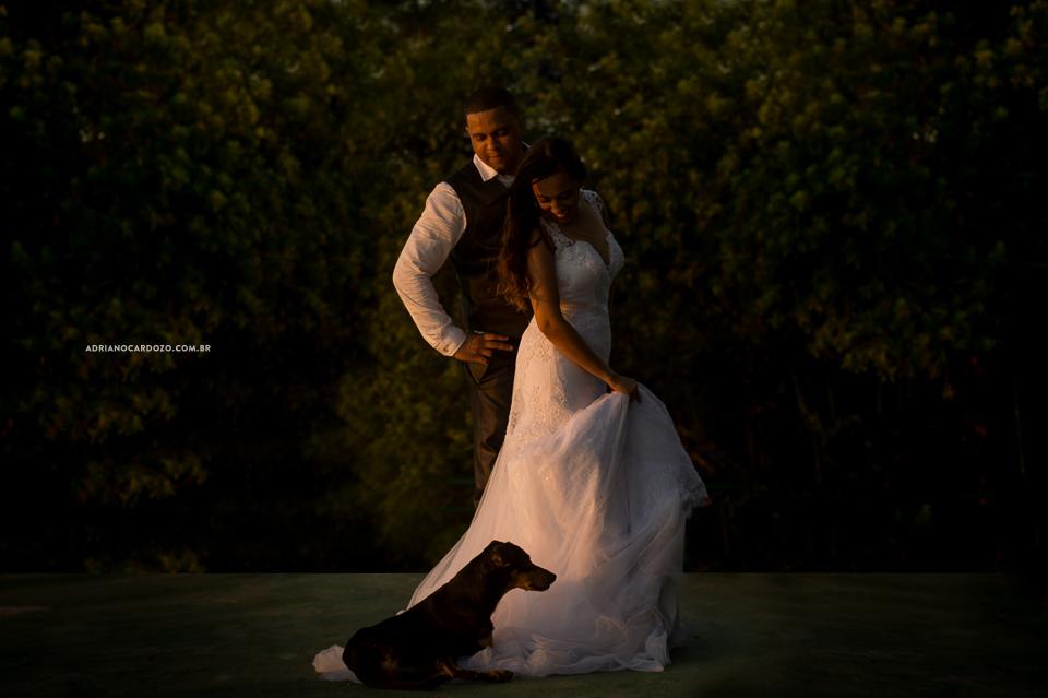Fotógrafo de Casamento no Rio de Janeiro. Ensaio de casal, ensaio pré-wedding, ensaio no Parque da Cidade, Niterói, no RJ por Adriano Cardozo