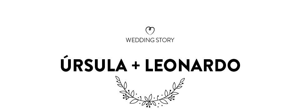 album | Ursula e Leonardo