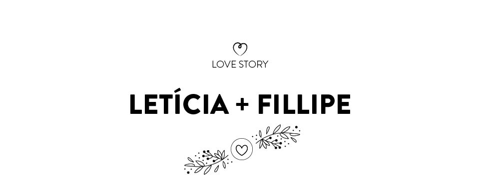 album | Letícia e Fillipe