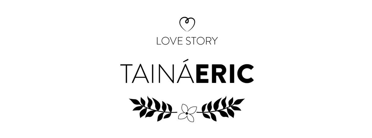 Tainá e Eric por Adriano Crdozo.