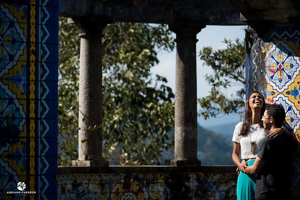 Ensaio no Mirante da Granja Guarani, em Teresópolis no Rio de Janeiro por Adriano Cardozo