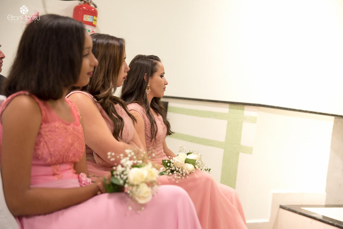 Damas de Casamento