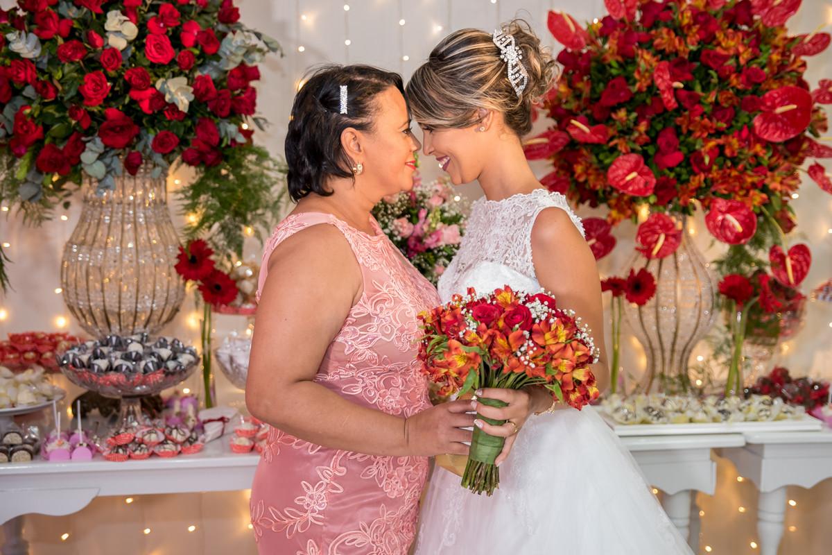 Mãe e Filha Casamento em Jacobina
