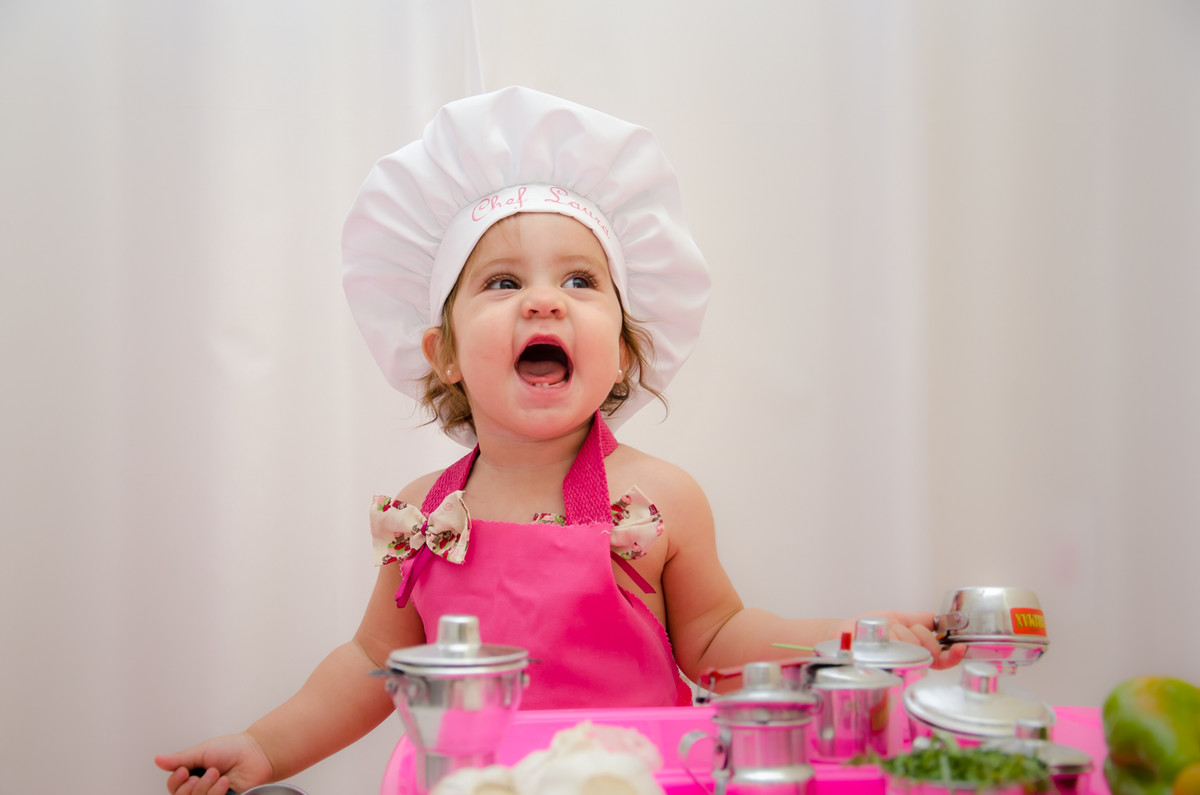 Criança Chef