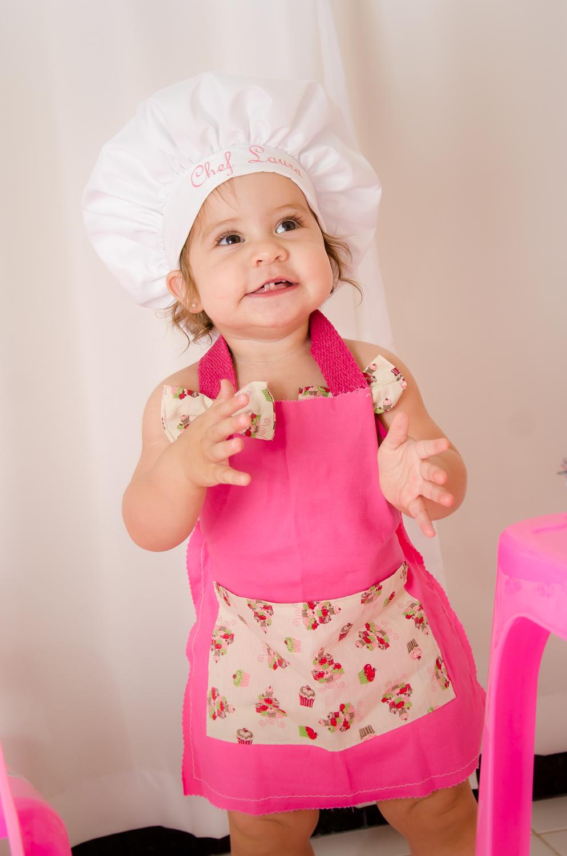 Sessão Bebê chef
