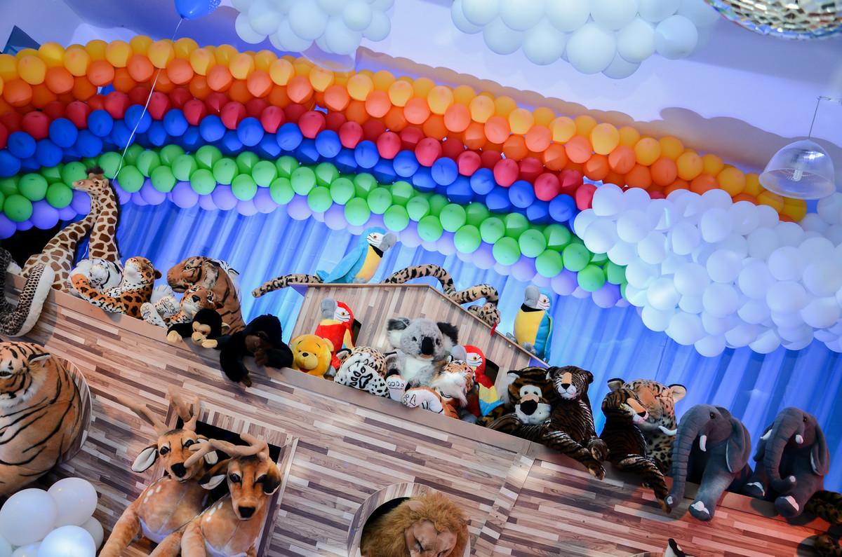 Crianças a Arca de Noé