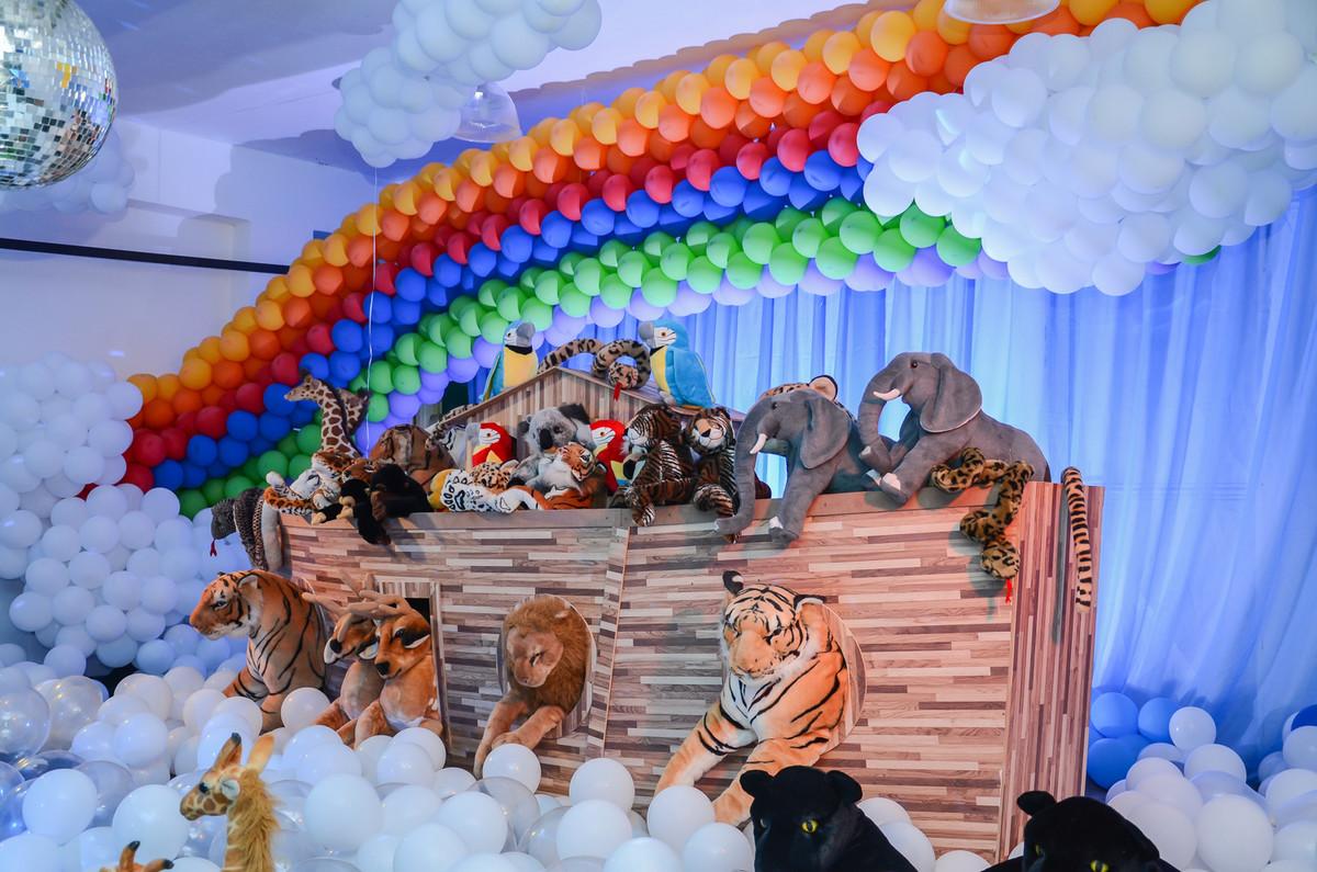 Arca de Noé aniversário