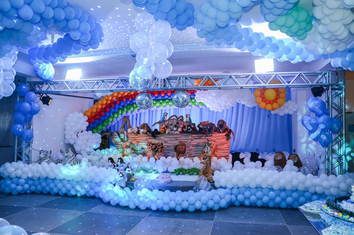 Festa de aniversário em Jacobina