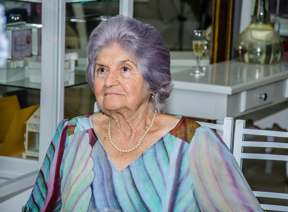 Yolanda Rocha 90 anos de muita força