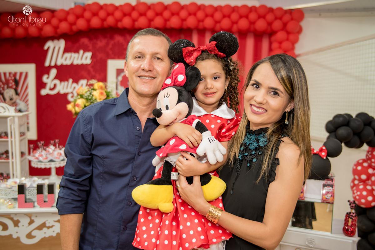 Festinha aniversário Maria Luisa