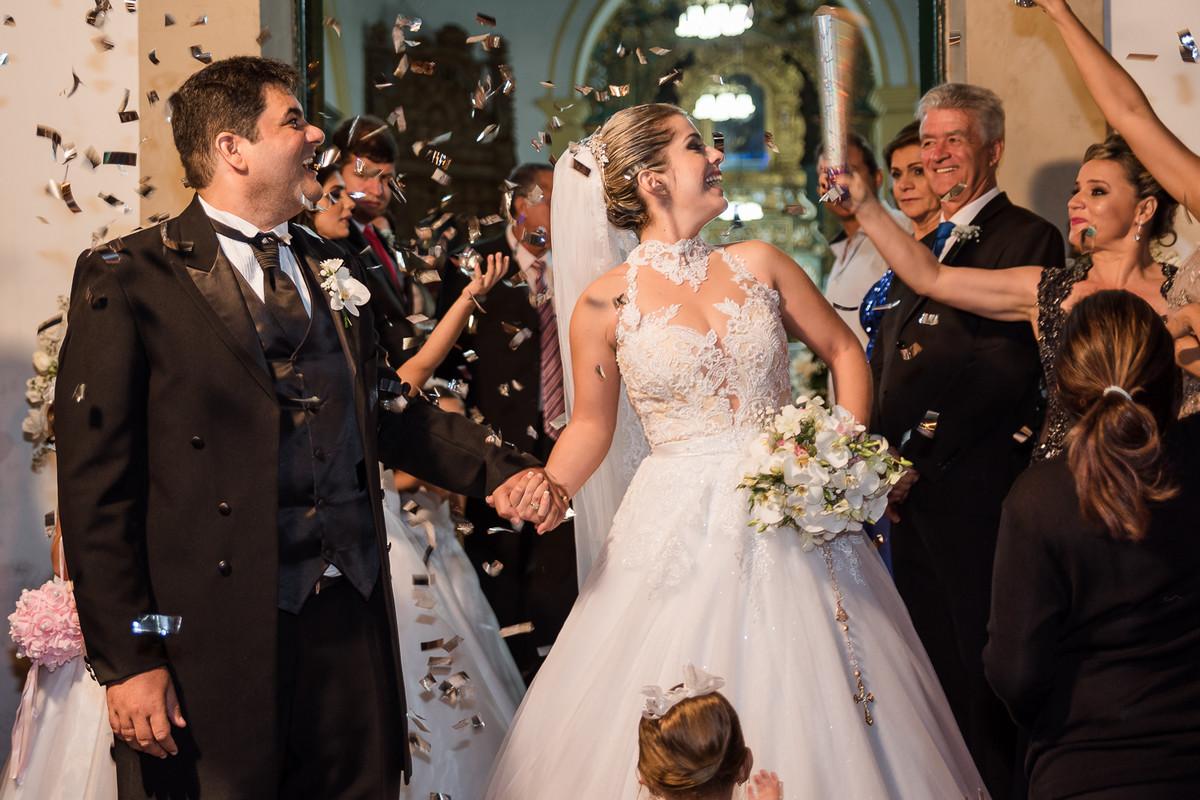 Saída do Casamento