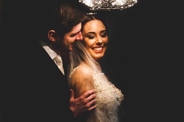 Fotografias de casamento de Renata e Fábio