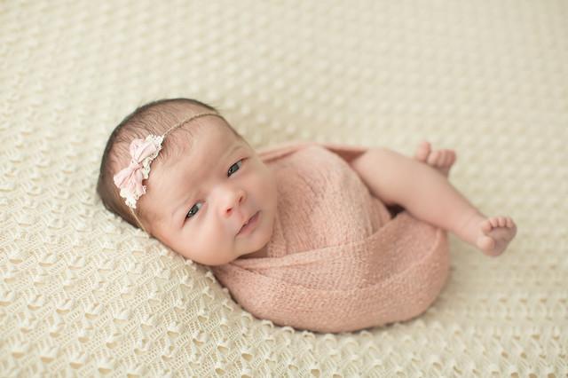 Ensaios de Newborn de Malu
