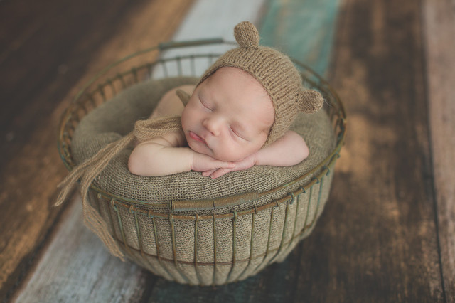 Ensaios de Newborn de Ensaio newborn - Guilherme