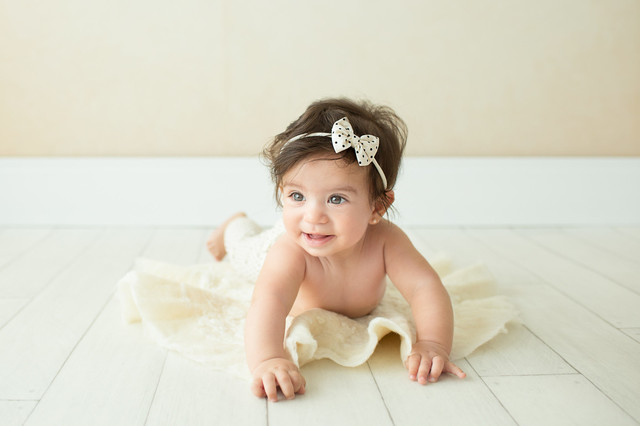 kids de Laura 6,5 meses