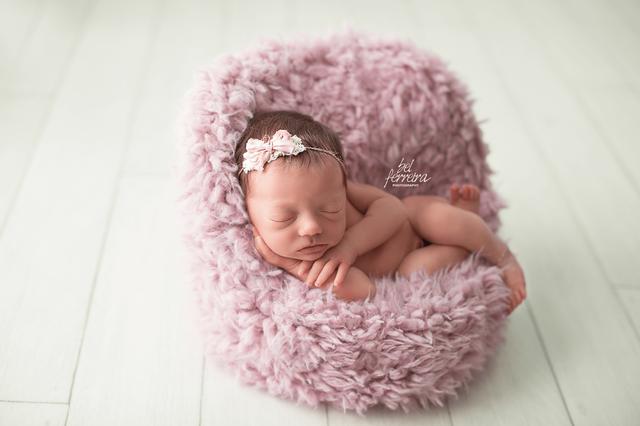 Newborn de Sessão Newborn - Alice