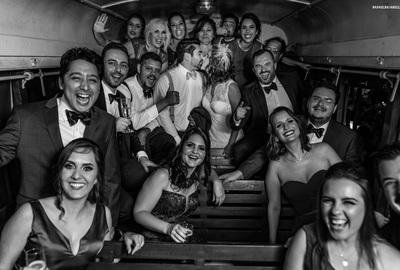Capa do álbum do Wedding de Poli + Wagner fotografados por Rafael Bigarelli Fotógrafo de casamento