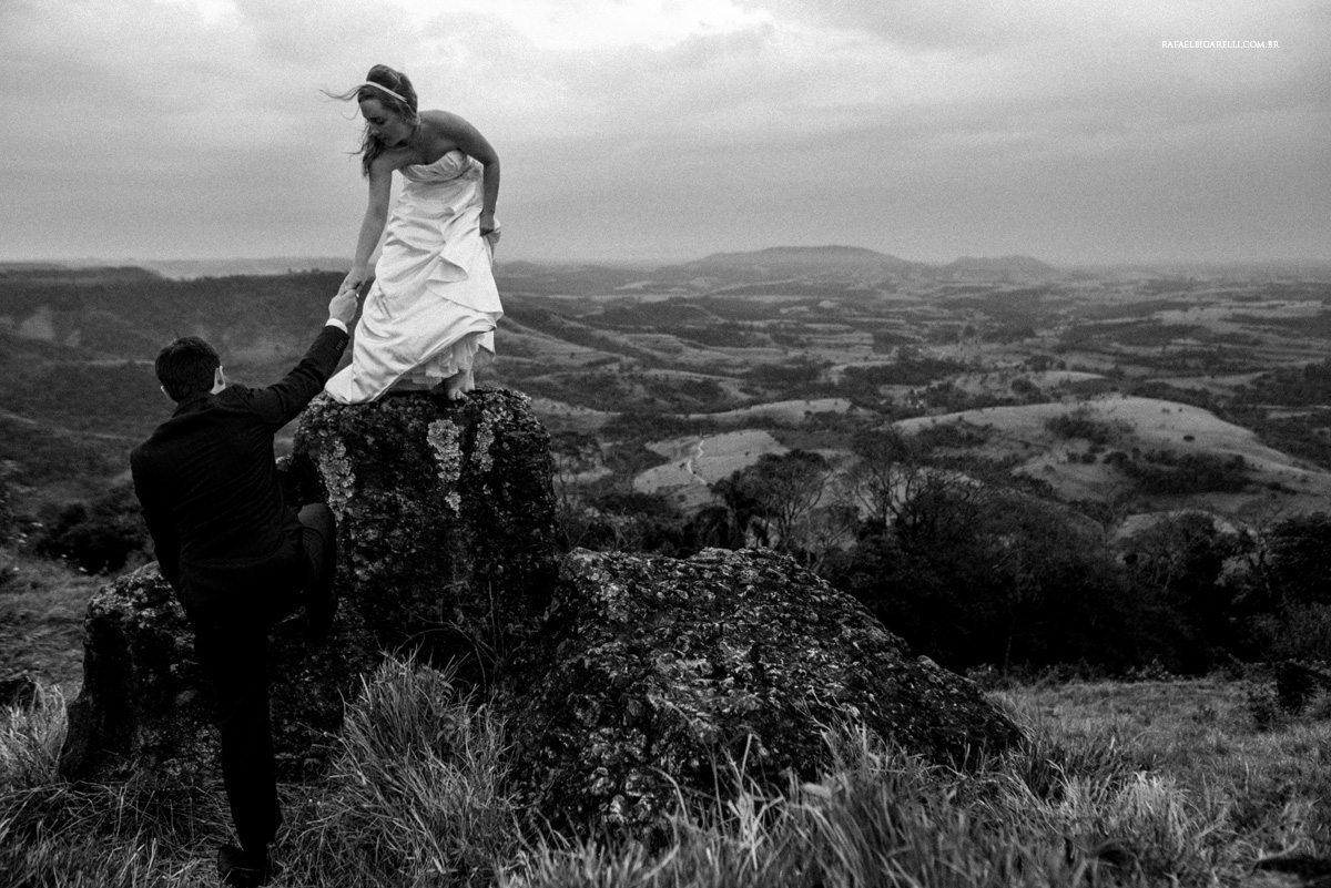 ensaio trash the dress