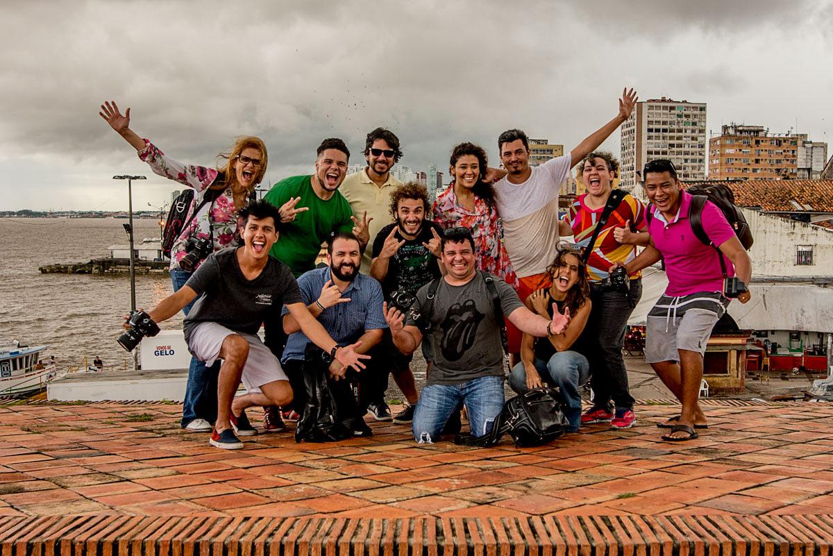 Capa do album das fotos do Workshop de Tarso + Gabi
