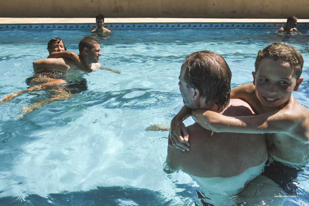 piscina noivo