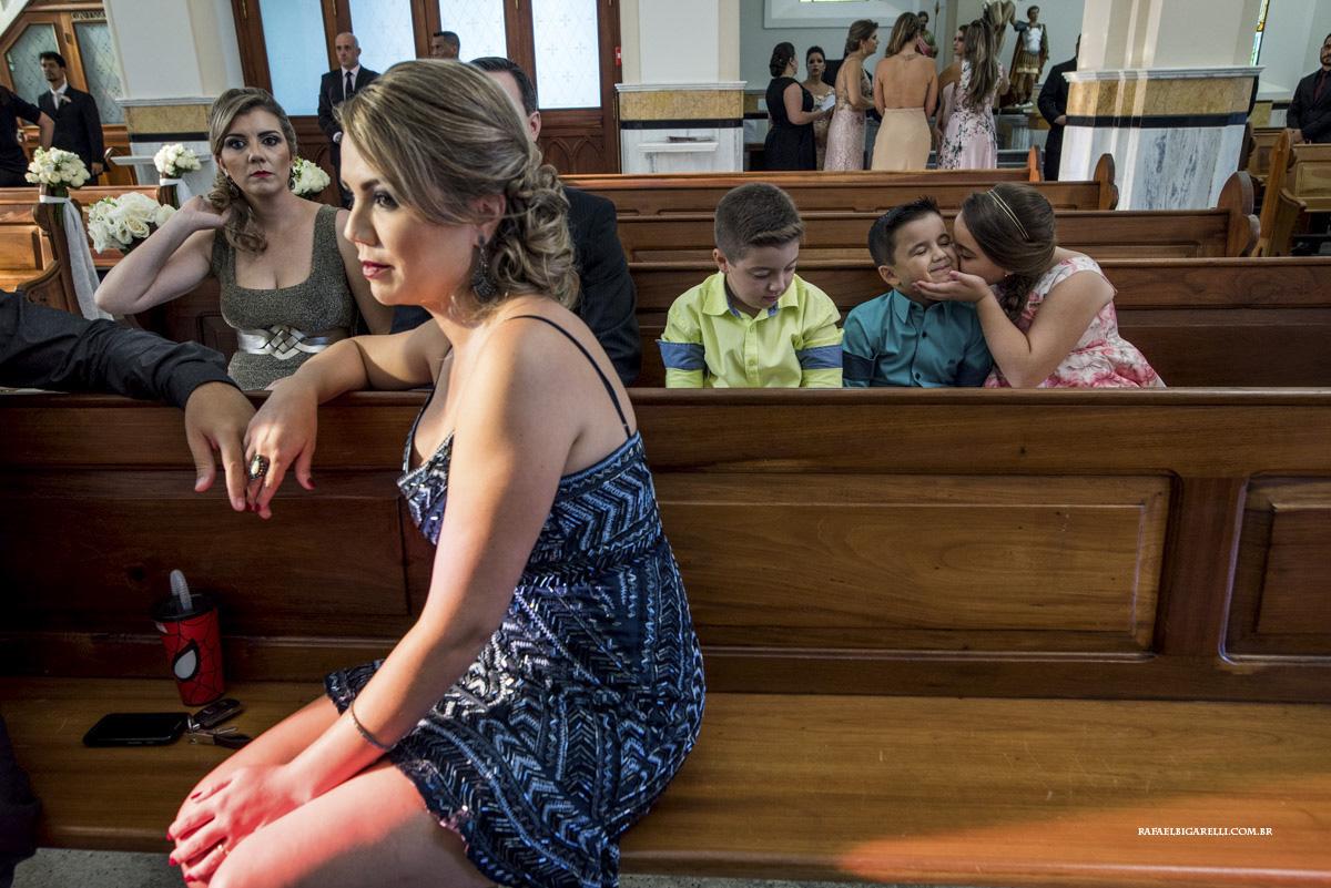 casamento igreja crianças