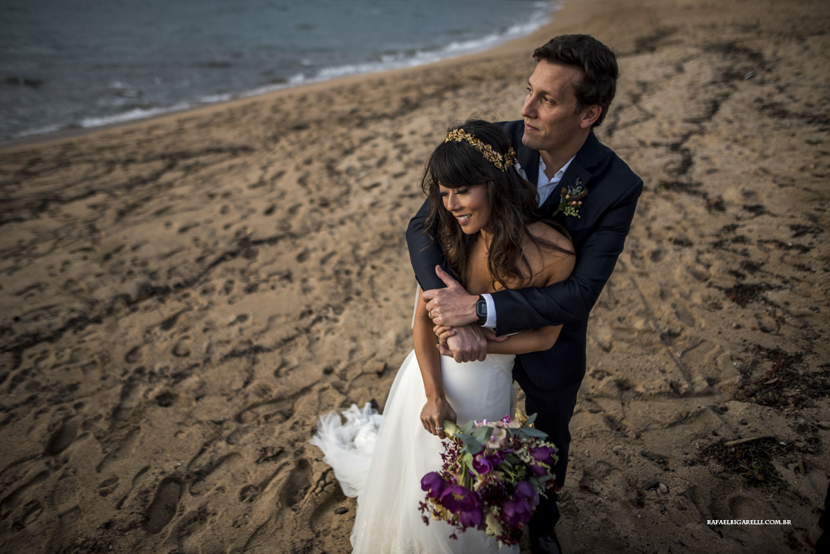 Capa do album das fotos do Casamento de Leila + Guzera