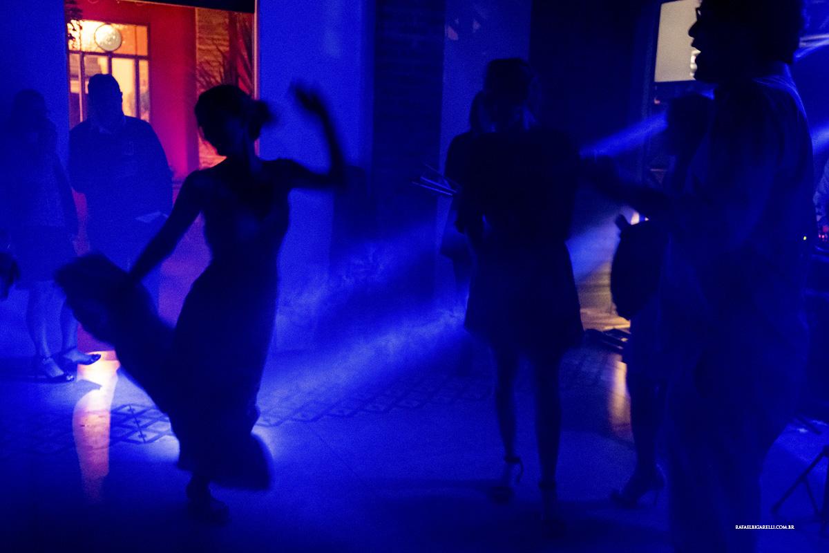 luzes azul noiva