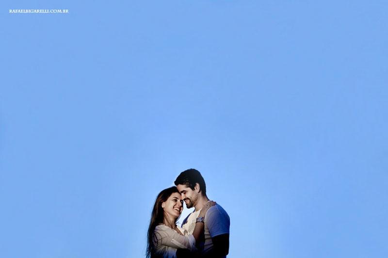 Capa do album das fotos do Pré - Wedding de Kelly + Daniel