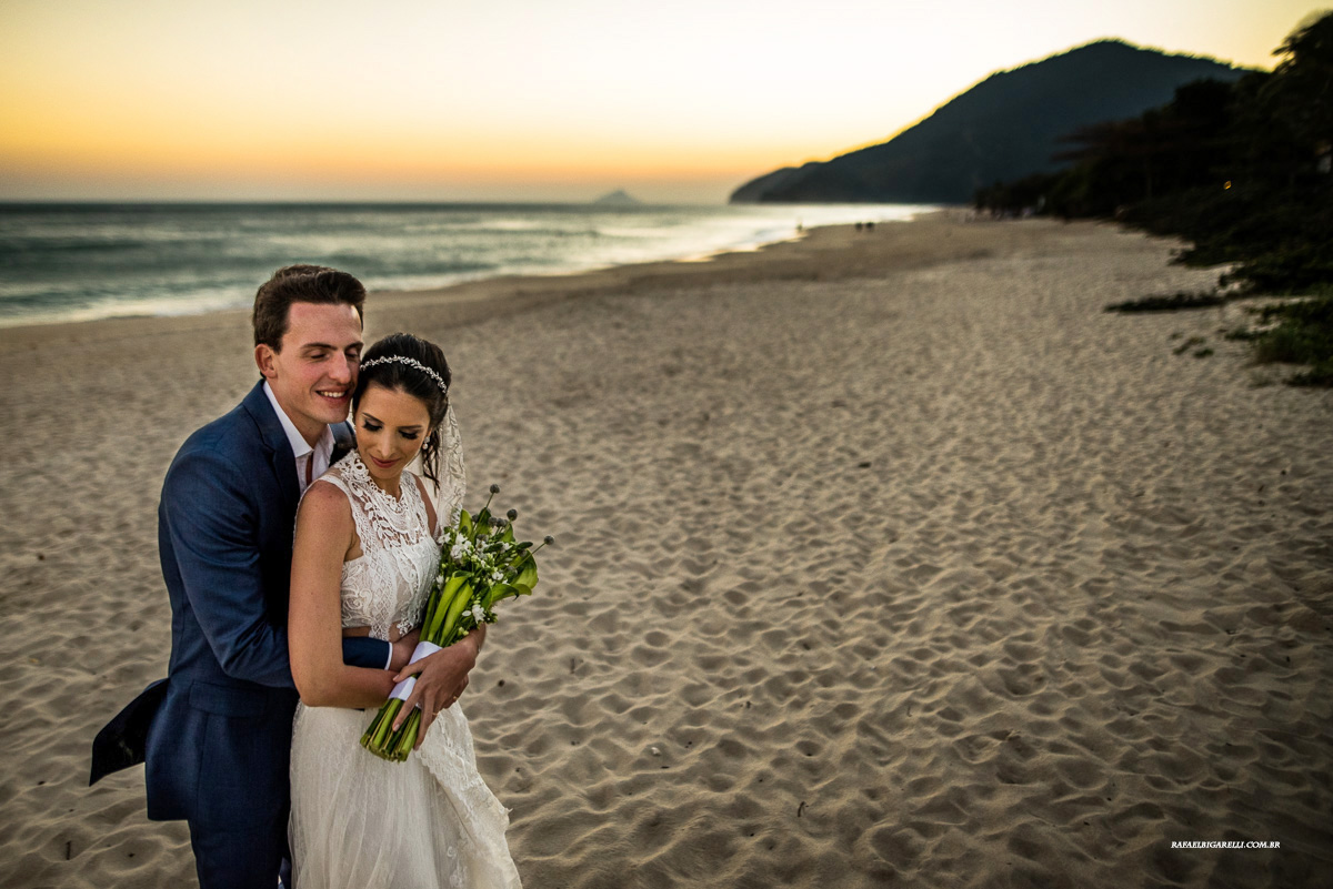 Capa do album das fotos do Casamento de Bárbara + Rodolfo